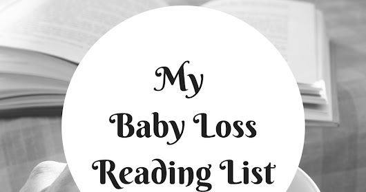 Baby Loss Reading List