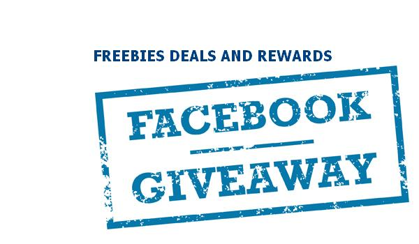 freebies and giveaways facebook