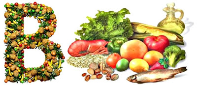 Complejo b masa muscular nutrición