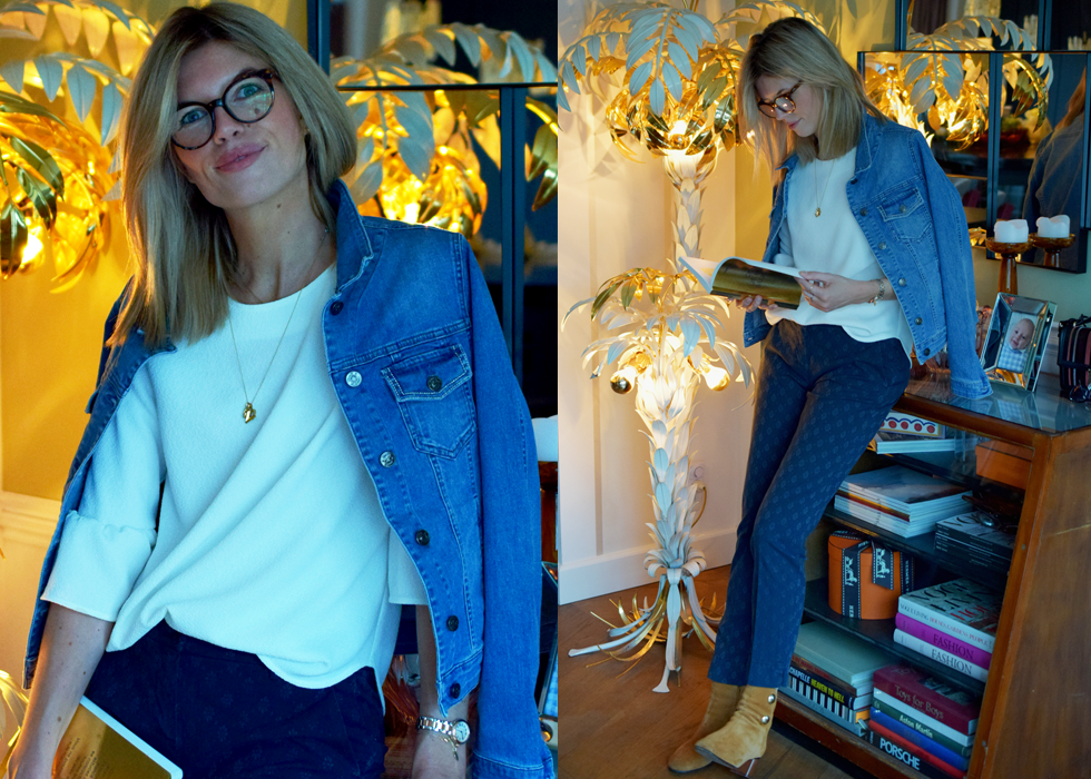 Comme Ca, Chloé, Dewolf, Fendi, Outfit of the day, ootd, style, fashion, blogger,