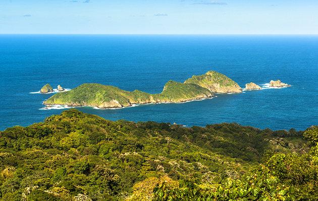 Little Tobago Island