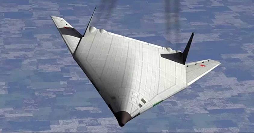 Rusia informa estar construyendo un bombardero nuclear espacial