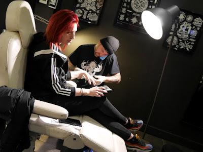 Gueules noires - tattoo shop Liège