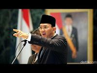 Ahok Sebut Pilih Gubernur Berdasar Agama Melawan Konstitusi, Mantan Menko Maritim: Ini Orang Kok Ndak Kapok-kapok