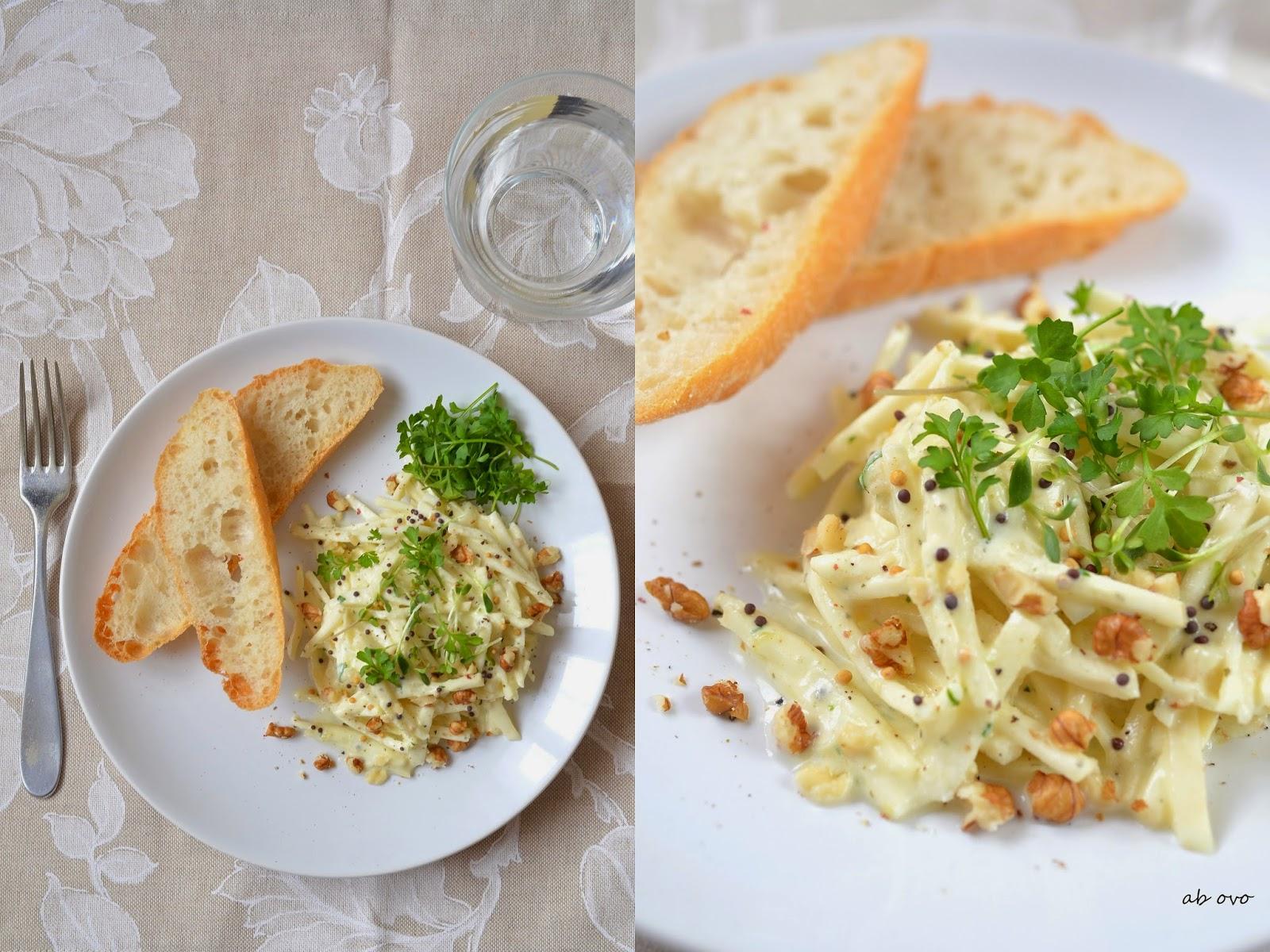 Favoloso Ab oVo. Blog di ricette italiane e dal mondo: Insalata di sedano  OT61