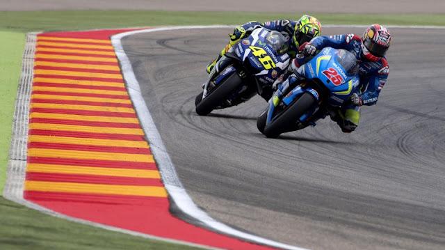 Vinales-Rossi Diyakini Akan Saling Menguntungkan di Yamaha