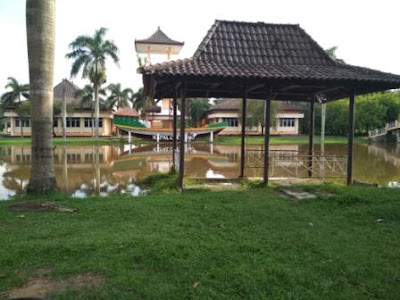 taman purbakala sriwijaya palembang