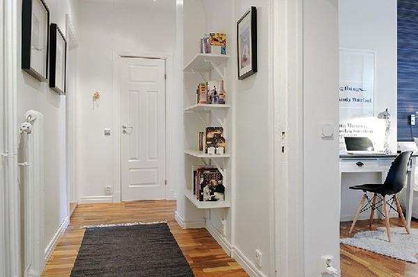Design your home: Mieszkanie w skandynawskim stylu