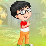 G4K Pensive Boy Escape