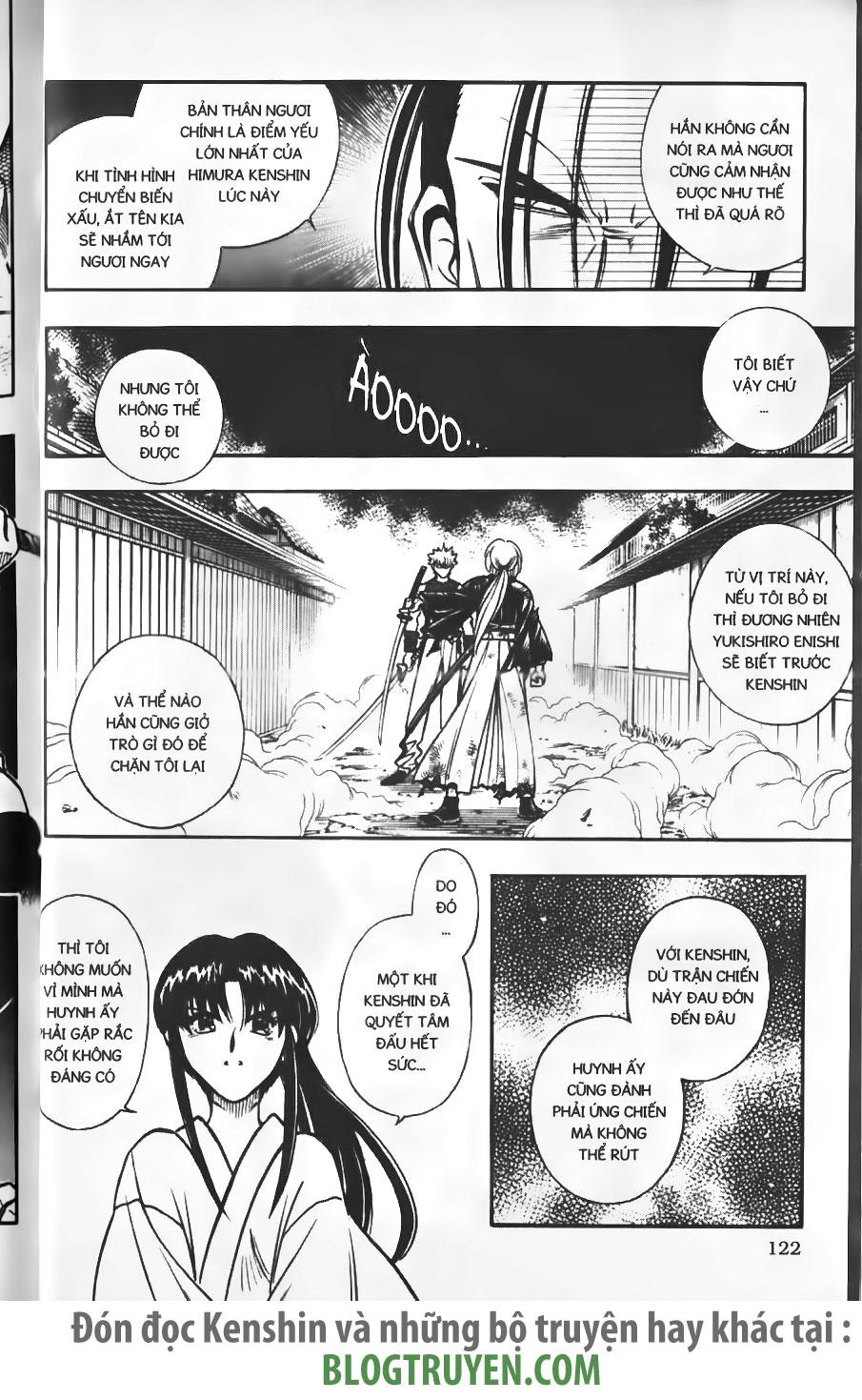 Rurouni Kenshin chap 203 trang 6