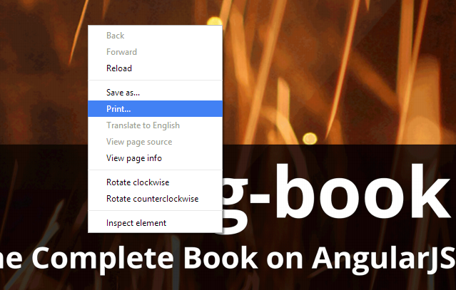 How To split pdf pages by using google chrome | Trick Bus
