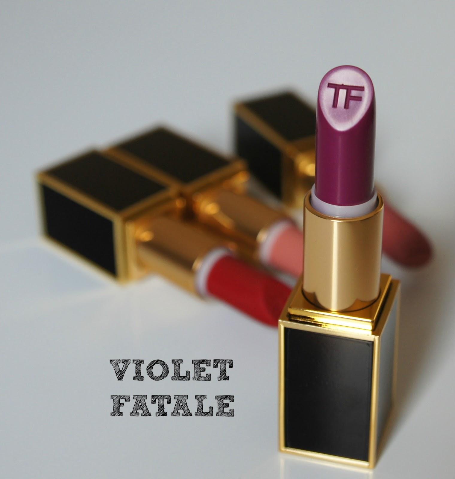 Tom Ford Violet Fatale