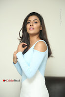 Anisha Ambrose Latest Pos Skirt at Fashion Designer Son of Ladies Tailor Movie Interview .COM 0638.JPG
