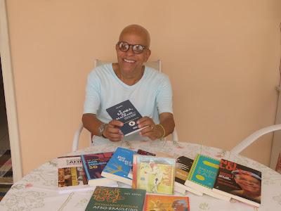 Com Nei Lopes, a FLIM homenageia as raízes negras do Brasil