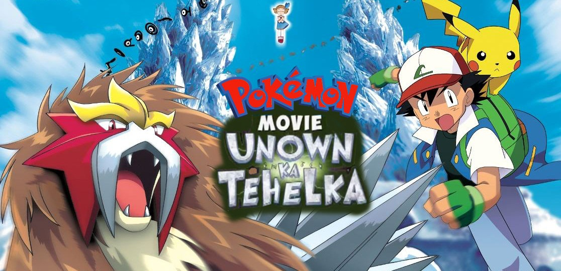 Pokemon 3 The Movie Spell Of The Unown On Hd 1080p On English