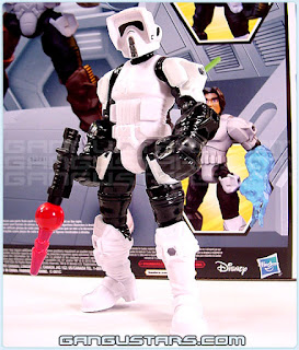 Star Wars Biker Scout Trooper Hasbro Hero Mashers action figures Star Wars スターウォーズ