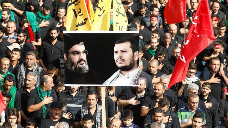 Hezbollah's Leader Says Saudis `must' Stop War Against Yemen To Protect Oil Wealth