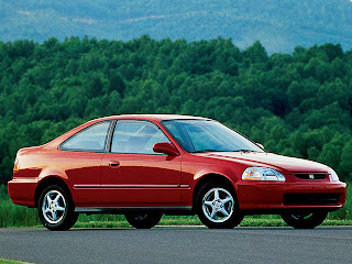 Honda Civic 1995-97
