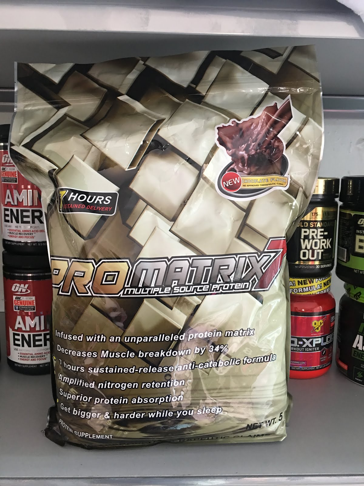 Whey Central Price List As Of Today Elite Labs Mass Muscle Gainer 20 Lbs Promatrix 5lbs Php 1900