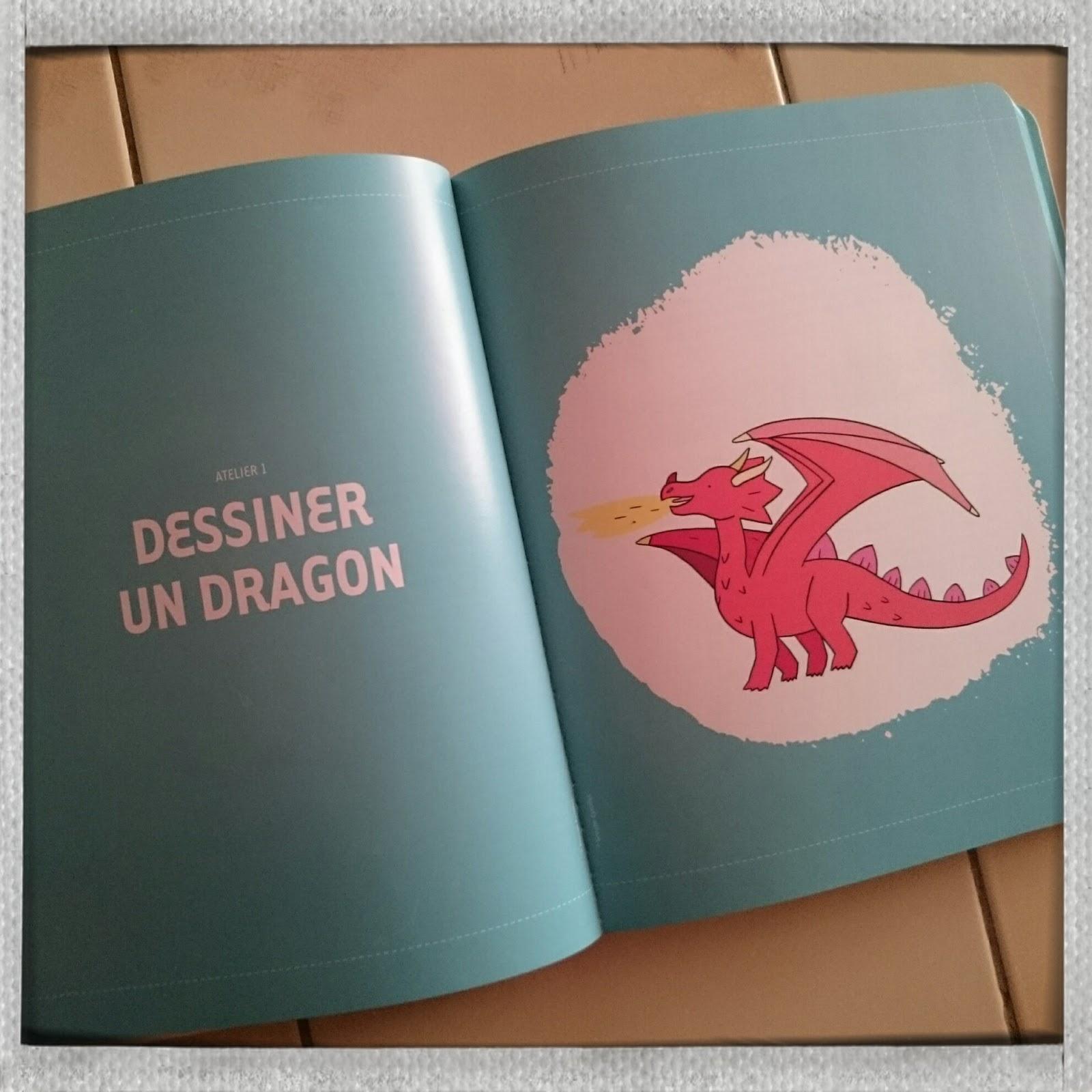 On fait koi on a dessin des dragons bel atelier autours d 39 un conte - Dessiner des dragons ...