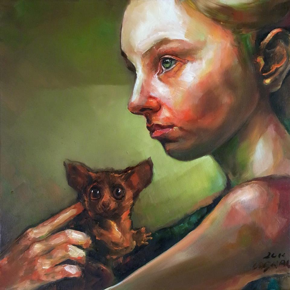 Artodyssey: Maria Teresa Crawford Cabral