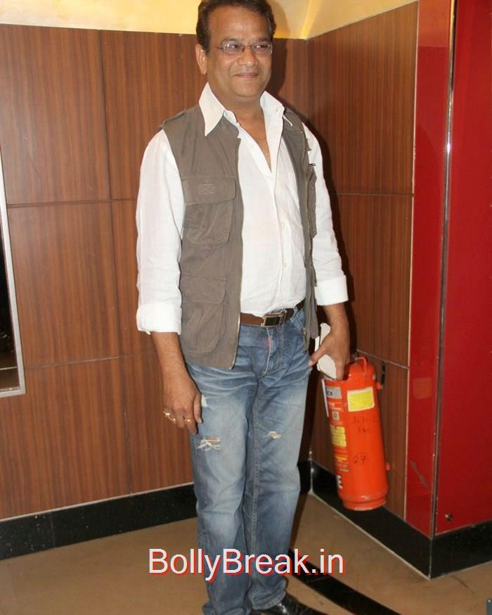Bappa Joshi, Celebs at 'Coffee Ani Barach Kahi' Premiere Photo Gallery