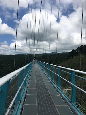三島スカイウォーク 吊り橋起点