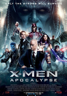 Film X-MEN APOCALYPSE (2016) Full Trailer