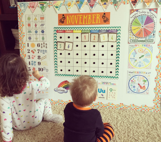 calendar circle time ideas printables activites, homeschool, tot school