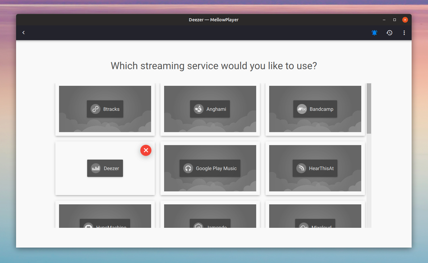 MellowPlayer Integrates Music Streaming Services With Your Desktop