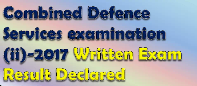 Combined+Defence+Services+Examination