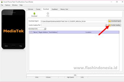 Cara Flashing Huawei Y6 SCL-U31 100% Sukses (Update)
