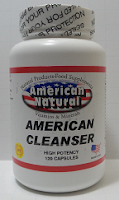 american cleanser, constipation treatment