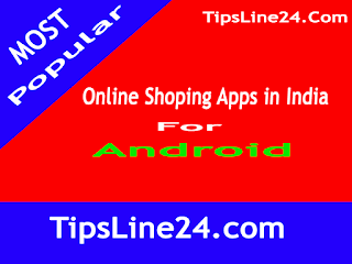 Most Popular Online Shoping Apps in India