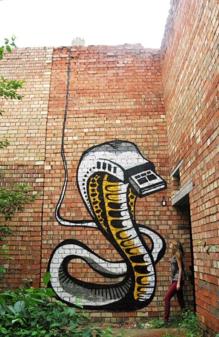 Key Detail. Уличный художник 23