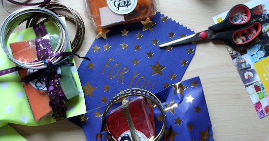 Gift tips: make your gifts customizable and ethical