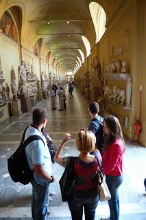 Museu Pio Clementino, Museus Vaticanos com guia em português