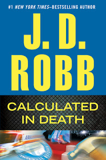 Book Review: Calculated in Death by J.D. Robb