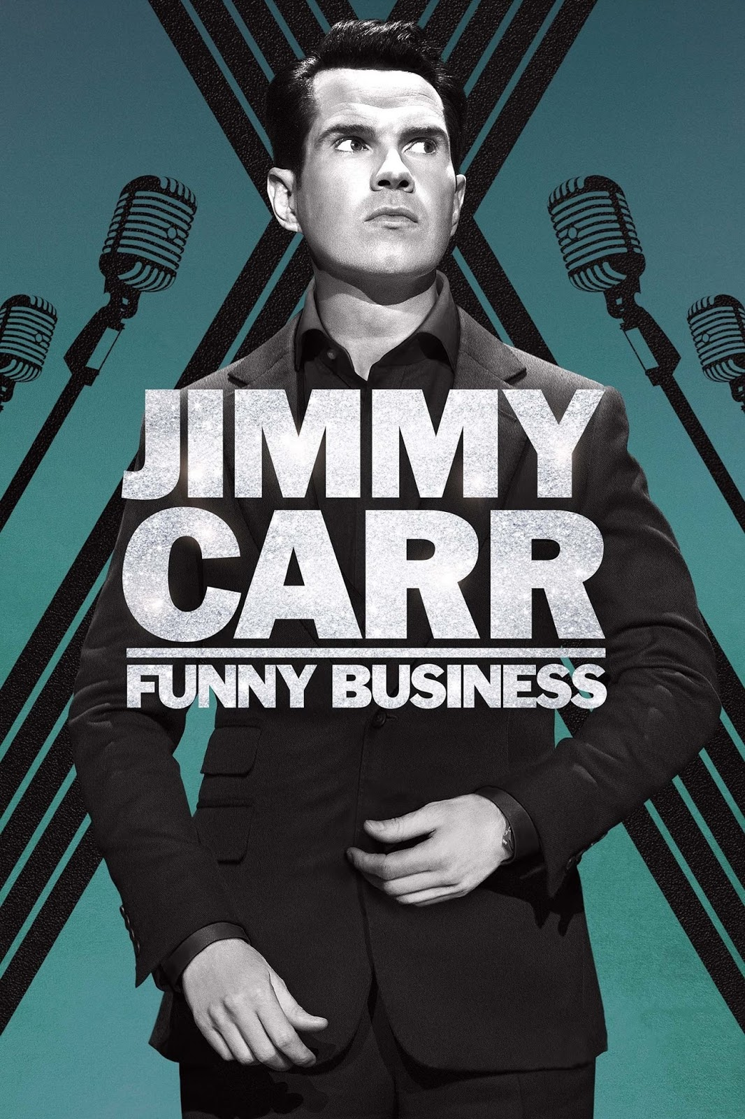 Jimmy Carr: Funny Business (2016) ταινιες online seires oipeirates greek subs