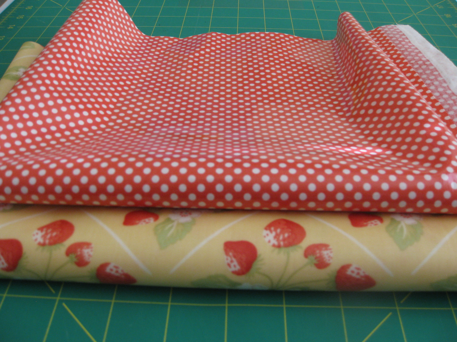 Pieced Brain Stain Proof Self Binding Table Runner