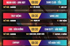 Bản tin AoE ngày 3/5: Lịch thi đấu dày đặc, Hồng Anh trở lại 2 kèo đỉnh cao