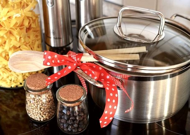 tahta kaşık, makarna, kitchen