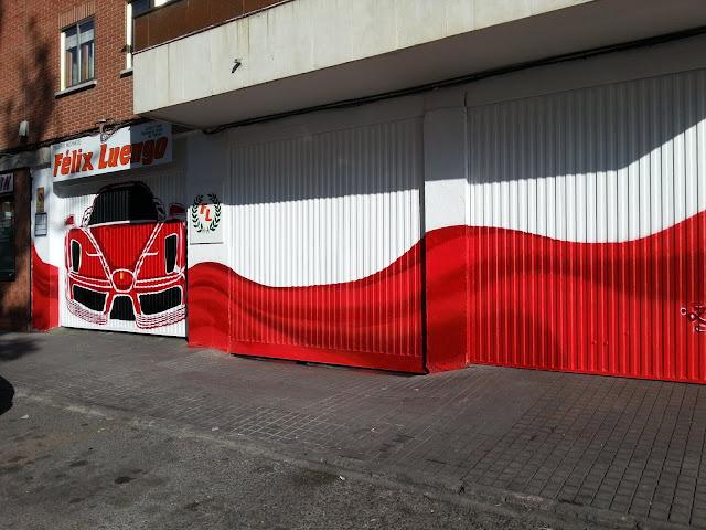 Decorar y pintar mi cuarto o mi habitacion con murales de Graffitis en Madrid 2