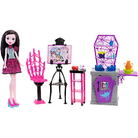 MH G2 Playsets Draculaura Doll
