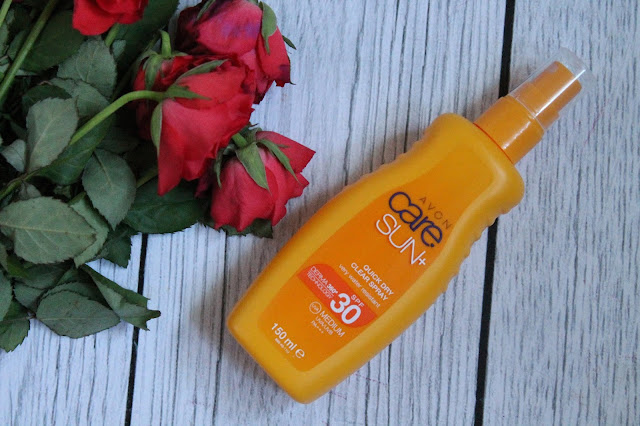 Avon Care Sun spray do ciała SPF 30
