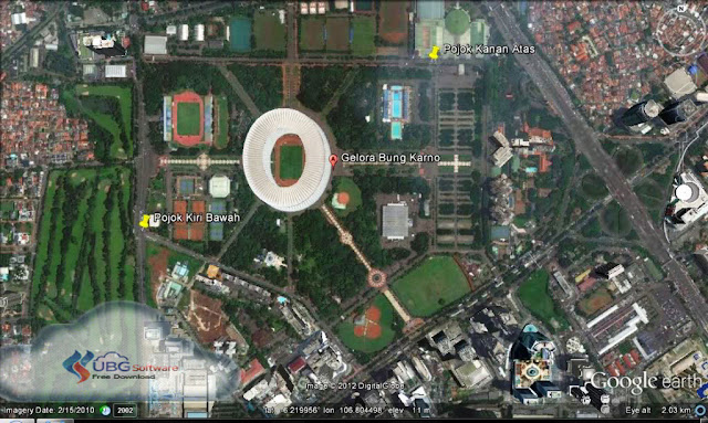 Download Gratis Google Earth Pro Terbaru - UBG Software