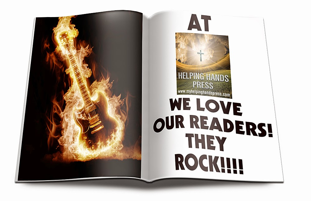 We LOVE our READERS! They ROCK!!!!!!