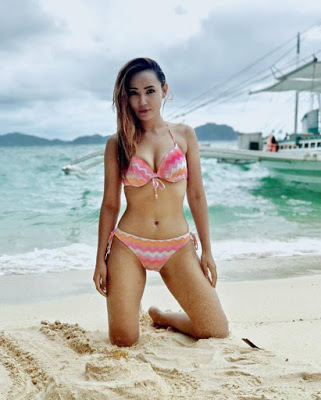 Bikini Avatar of Sumi Moktan Miss Tamang 2012 Nepali Actress