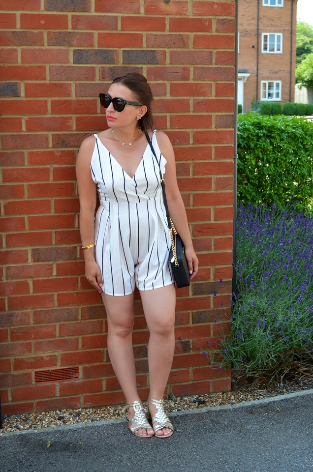 Zaful Summer Playsuit