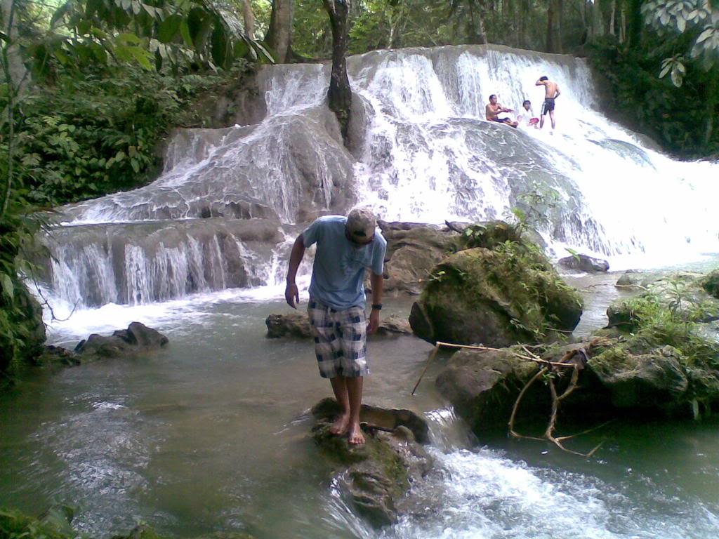 Make It Davao Panas Falls In New Corella